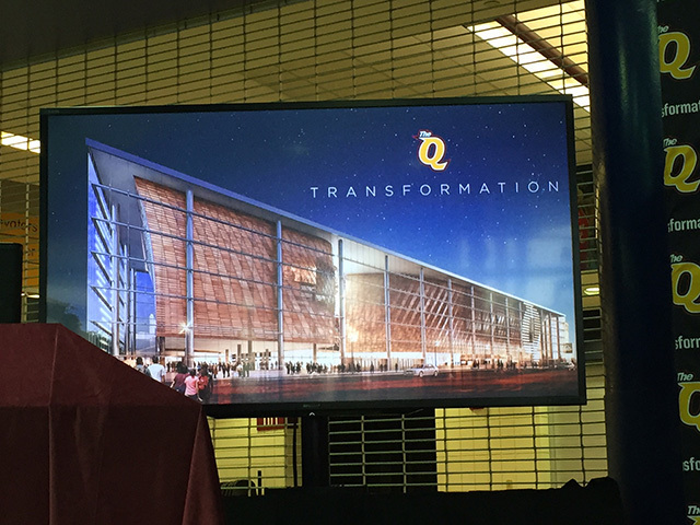 Cavaliers scrap plans for $140M Quicken Loans Arena makeover
