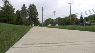 Residents paying to install city sidewalks