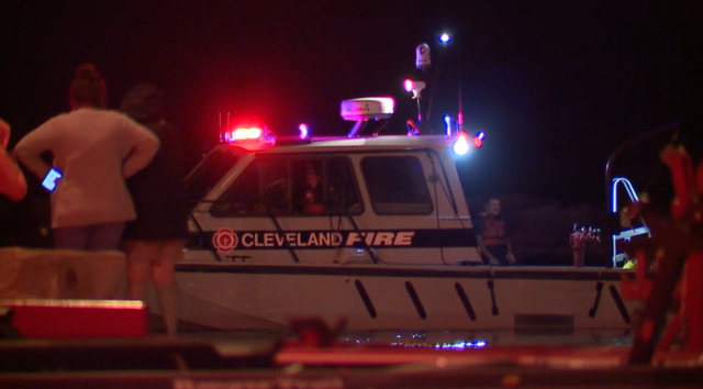 Coast Guard searches for missing boaters on Lake Erie
