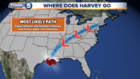 Will Northeast Ohio see the remnants of Harvey?