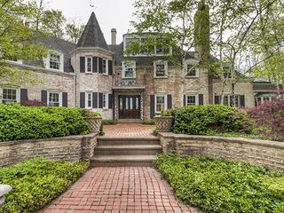 PHOTOS: Glamorous $2.3M Gates Mills mansion