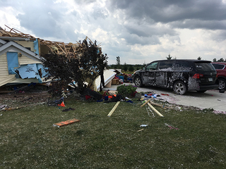 NSW: Tornado likely touched in Richland County