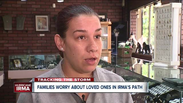 After escaping Harvey, San Antonio woman riding out Irma in Puerto Rico