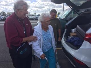 Floridians evacuating to NE Ohio ahead of Irma