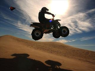 Stolen ATV ring with Cleveland ties busted