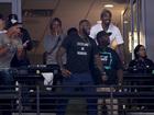 LeBron congratulates Indians on winning streak