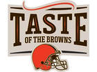 News 5 joins Browns for Taste of the Browns