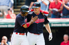 Indians' winning streak ends at 22 games