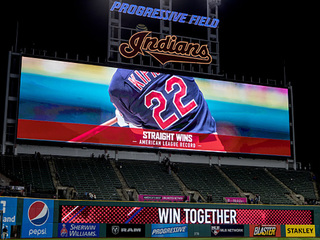 PHOTOS: Highlights from Indians 22-straight wins