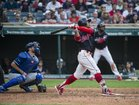 Indians close in on AL Central title, beat...