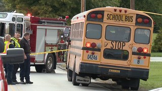 Family of teen hit by bus, killed sues district