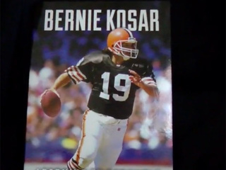 Bernie Kosar looks to help others with new book