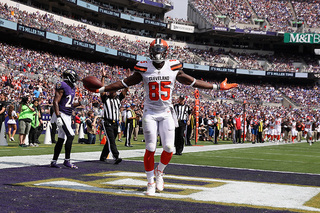 Browns fall to Ravens