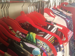 Career closet helps students dress for success