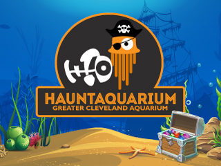 Win a 4-pack of tickets to the Hauntaquarium