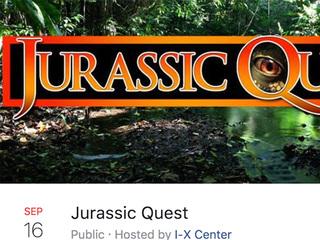 Parents complain about Jurassic Quest exhibit