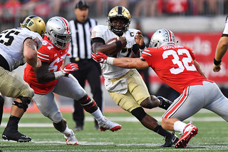 Ohio State bounces back with 38-7 rout of Army