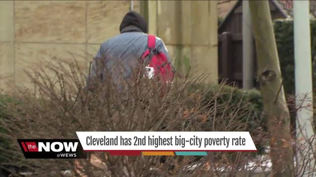 A Cleveland father finds the resources to fight poverty while the city…