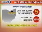 More than two dozen schools close due to heat