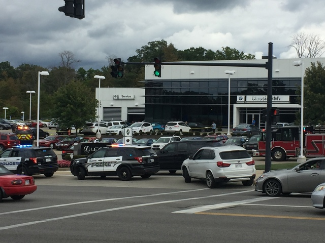 Multiple People Shot at Ohio BMW Dealership, Including 2 Officers