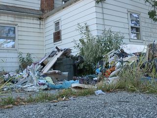 CLE trashed homes have housing court responding