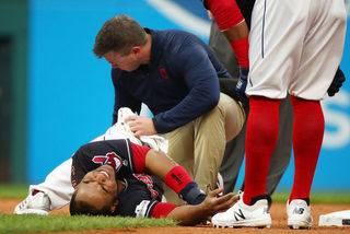 Edwin Encarnacion might be playing in Game 5