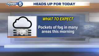 Fog causes multiple school closures and delays