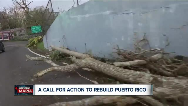 Mass. police officers head to Puerto Rico to assist with hurricane relief