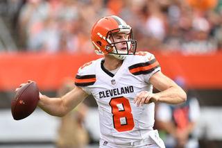 Browns name Kevin Hogan as starting quarterback
