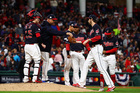 Indians fall to Yankees in Game 5 of the ALDS