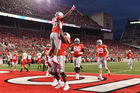 No. 10 Ohio State keeps rolling, routs Maryland