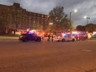 Akron hospital evacuated for basement fire