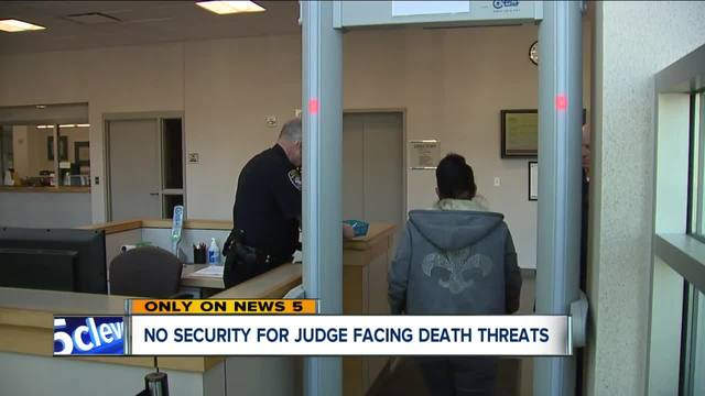 Lakewood judge pushes for tighter security for his courtroom after threats
