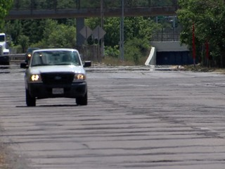 News 5 confronts Mayor Jackson about repaving