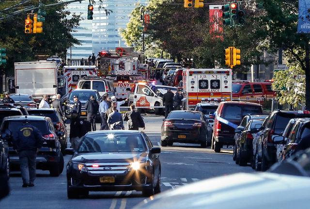 NYC Terror Suspect Ticketed in Nebraska