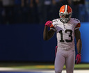 Josh Gordon says he used to drink before games