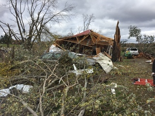 NWS confirms EF2 tornado hit Ashtabula Co.