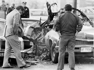 1977 Lyndhurst car bombing that killed mobster