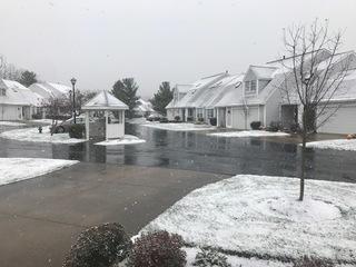 PHOTOS: First snowfall of 2017 in NE Ohio