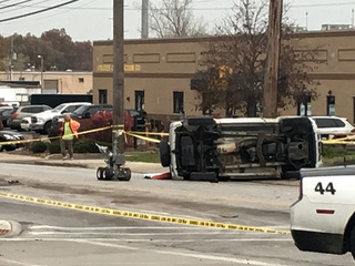 Weird twist to capture of bank robbery suspects