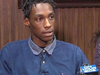 Man in violent viral arrest video speaks out