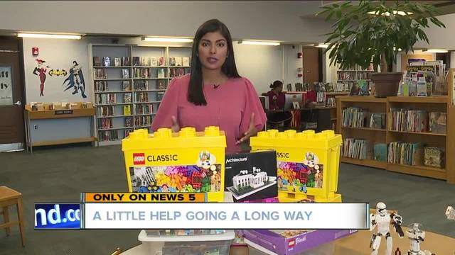 -Mini-grant- program gives individual Cleveland residents up to -250 to…