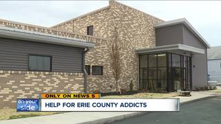 Detox center to open in Erie County