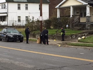 Cleveland Police: Woman's body found on E. 131
