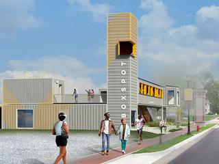 Kinsman neighborhood plans new shopping complex