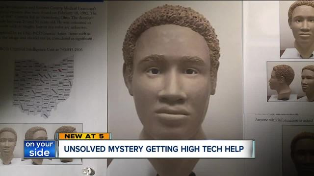 Unsolved mystery getting high-tech help
