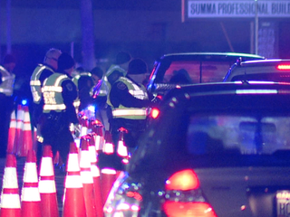 Local police step up holiday sobriety patrols