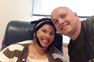 Cap prevents cancer patients from losing hair
