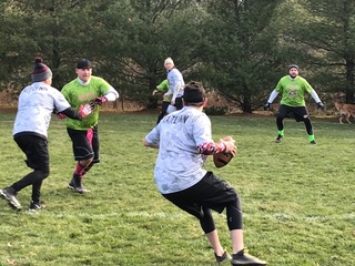 Meadows Turkey Bowl helping kids with cancer