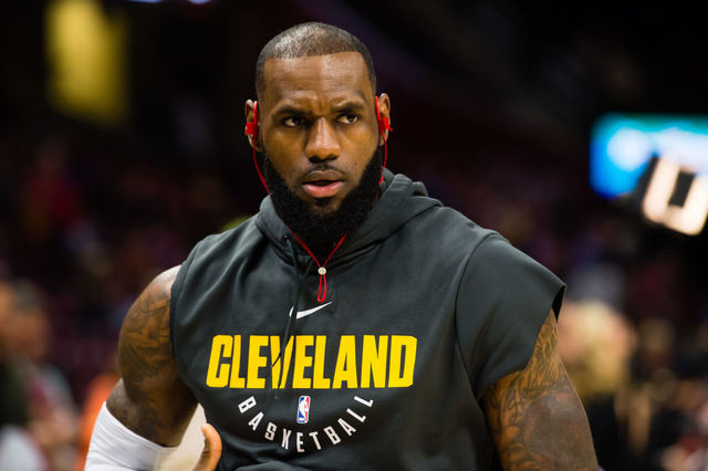 Sixers fans already campaigning for LeBron James to come to Philly